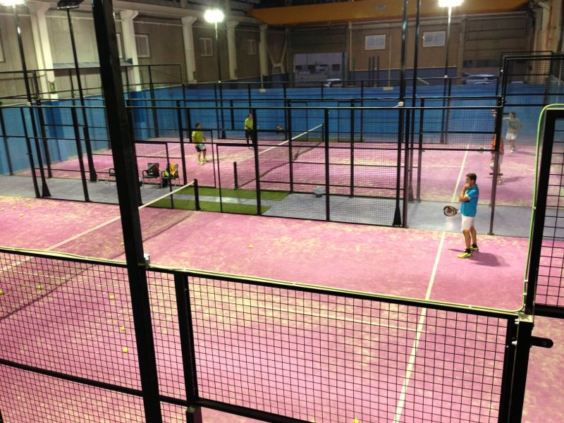 padel center cartago